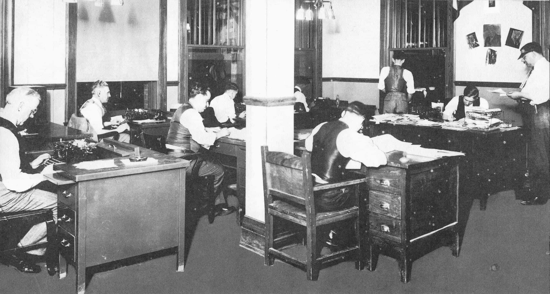 oficinas 1970