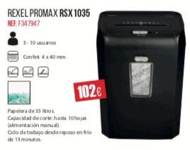 rexel-promax-rsx-1035