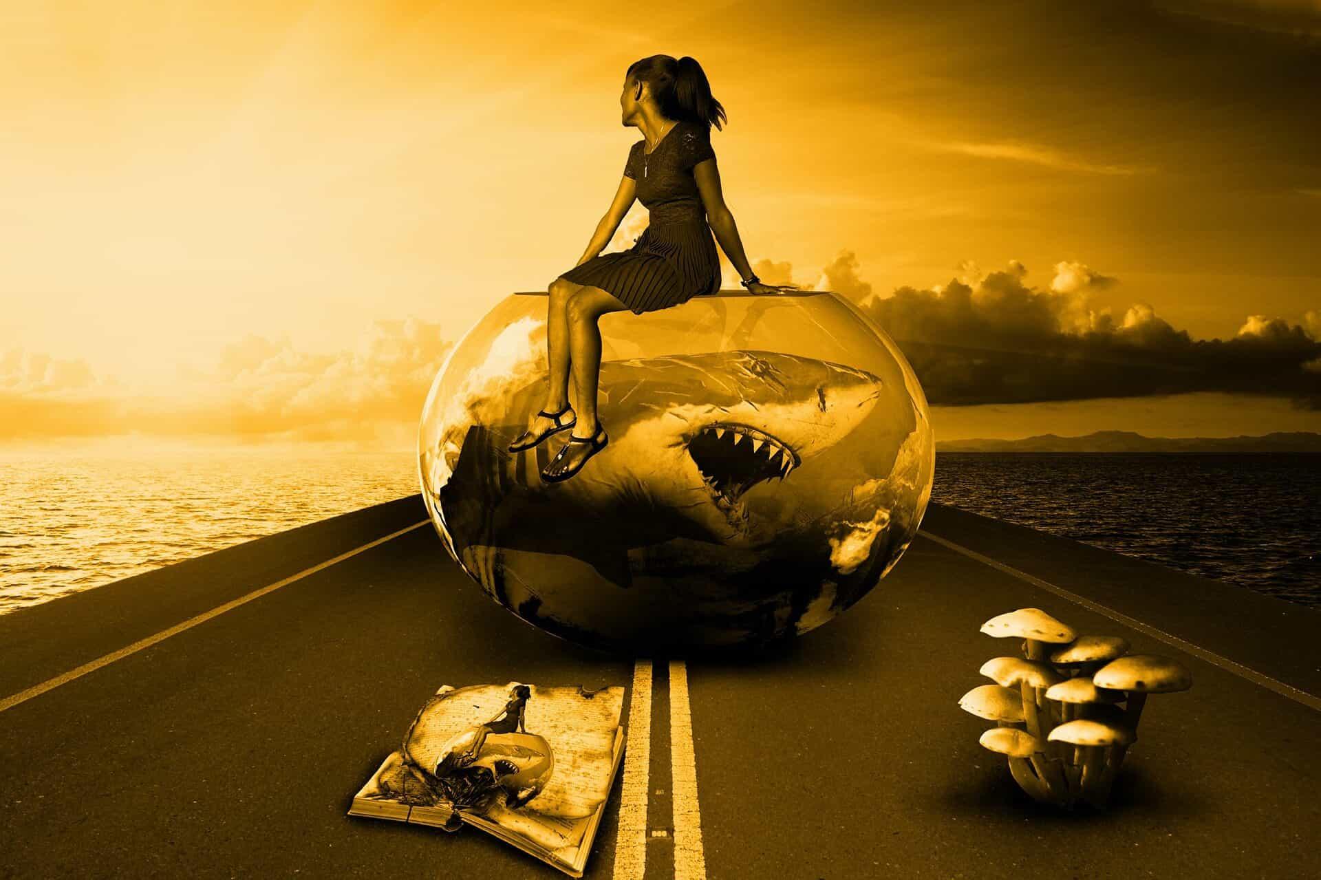 imagen surrealista